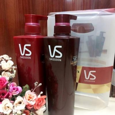 Bộ dầu gội xả VS Vidal Sassoon cho tóc nhuộm cực tốt