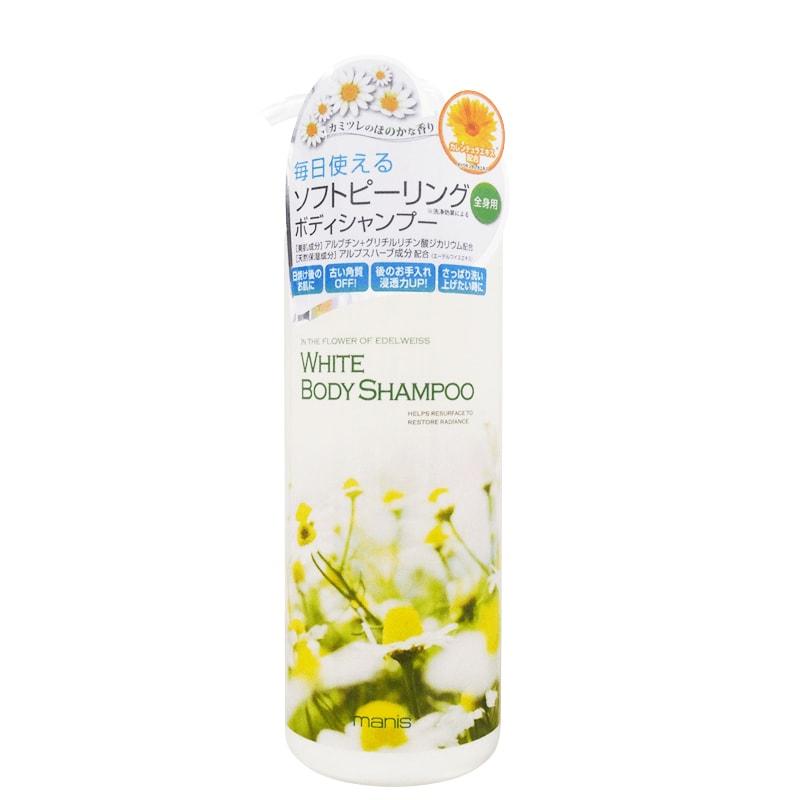 Sữa Tắm Trắng Manis White Body Shampoo 450ml Nhật Bản