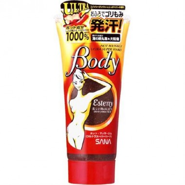 Kem tan mỡ bụng Esteny Hot Massage Body  Sana