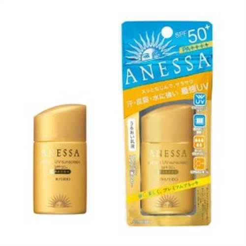 Kem chống nắng Anessa perfect UV sunscreen SPF50+