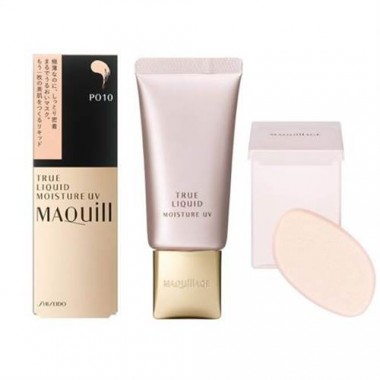 Kem nền Shiseido Maquillage True Liquid Moisture UV