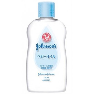 Dầu Massage Johnson baby 125ml