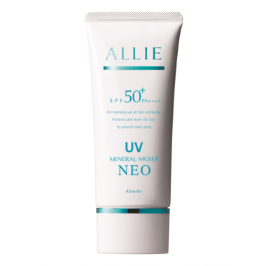 Kem chống nắng Kanebo Allie Mineral Moist Neo SPF 50 PA+